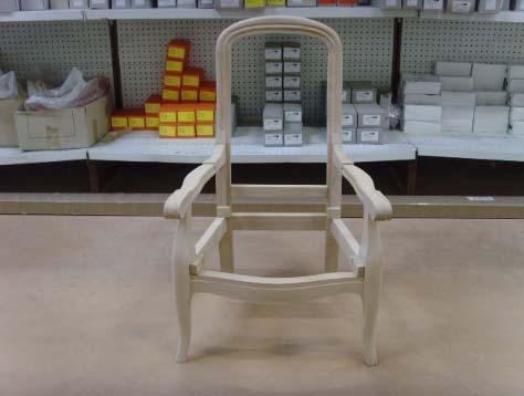 carcasse fauteuil carcasse voltaire enfant. Black Bedroom Furniture Sets. Home Design Ideas